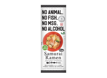 Ramen soup goes beyond your imagination. The person who tastes for the first time will be surprised at not using pig bones, chicken sticks, chemical seasoning.